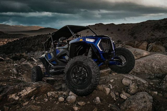 The new RZR XP 4 Seat Turbo S (7)