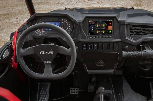 The new RZR XP 4 Seat Turbo S (5)
