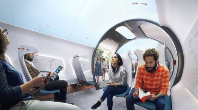 UNStudio unveils Hyperloop 'Stations of the Future' (6)
