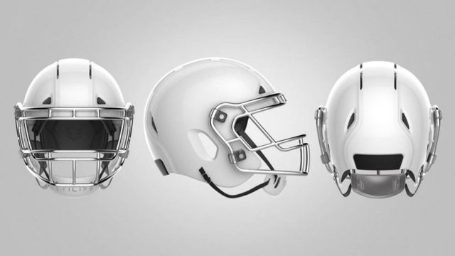 Vicis new Football Helmet (2)