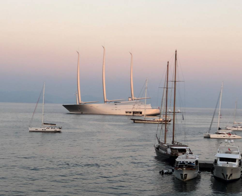 White Pearl luxury Sailing yacht in Corfu (2)