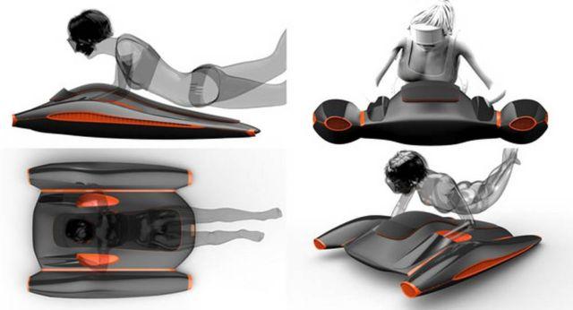 WingHead Diver Propulsion Vehicle (4)