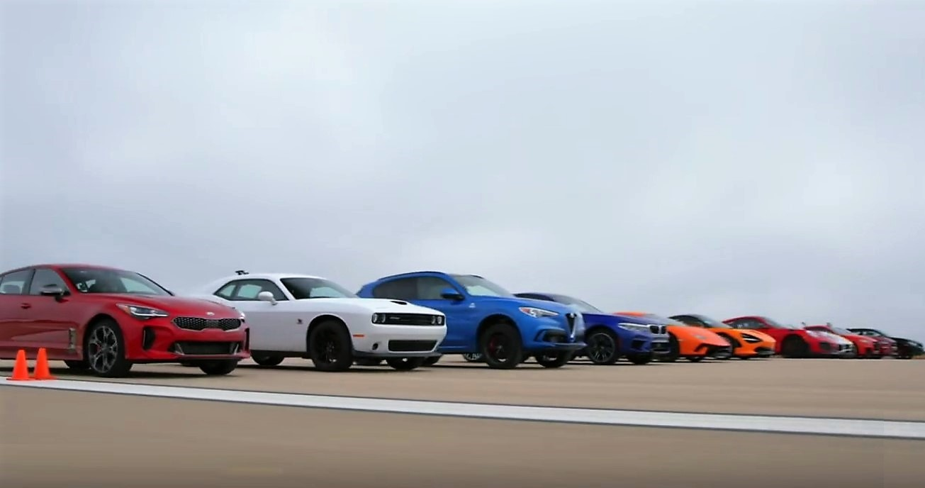 World's greatest Drag Race