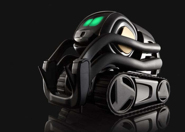 Anki Vector robot now available