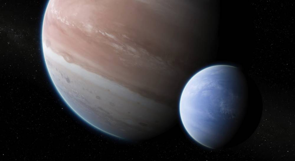 Astronomers find first evidence for an Exomoon