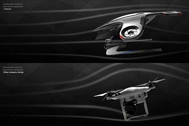 Audi Patrone Police Drone (2)
