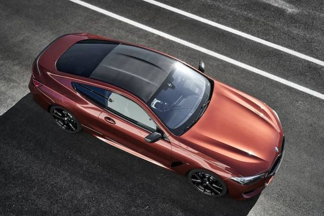 BMW 8 Series Coupe (1)