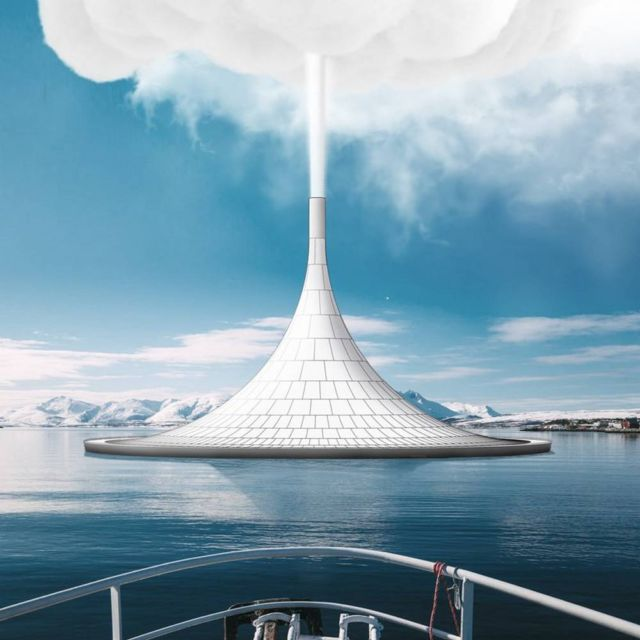 Cloud Maker concept to protect us from Global Warming (4)