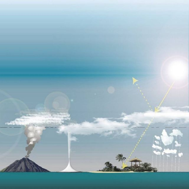 Cloud Maker concept to protect us from Global Warming (3)