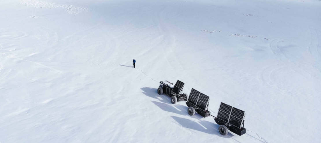 Solar-Powered vehicle to the South Pole (1)