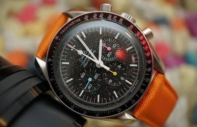 Creo Cosmic Omega Speedmaster Watch -