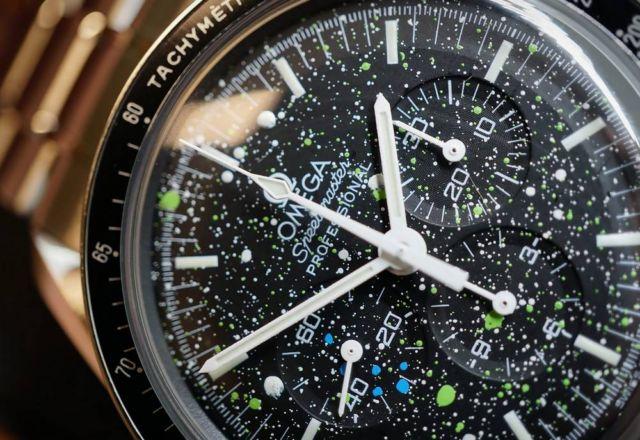 Creo Cosmic Omega Speedmaster Watch (3)