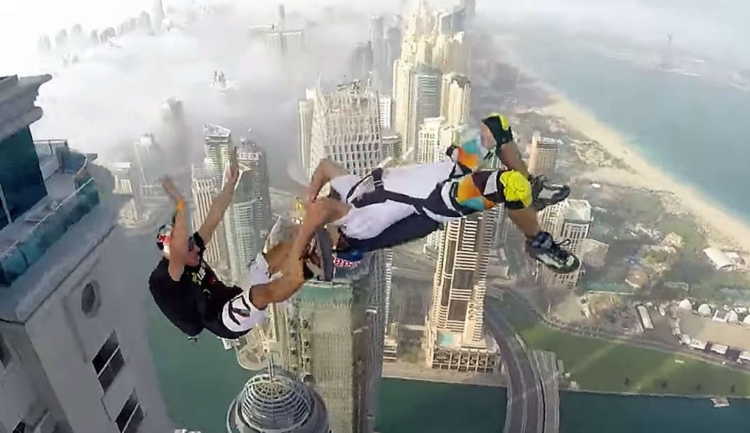 Dream Jump – Dubai