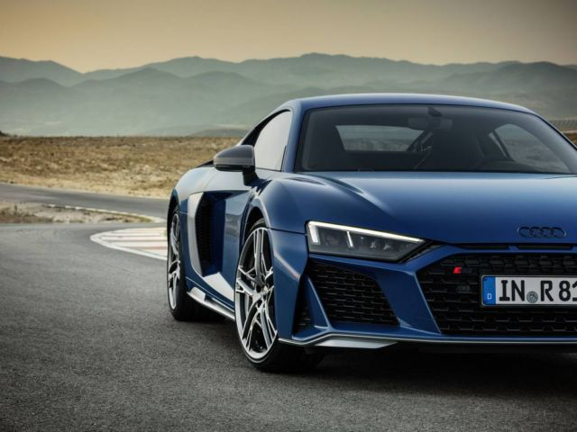 Extensive update for Audi R8