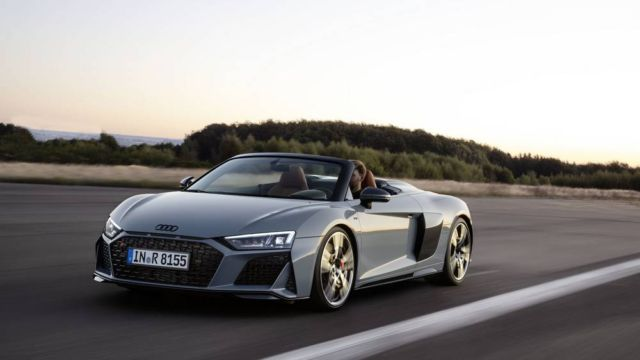 Extensive update for Audi R8 (4)