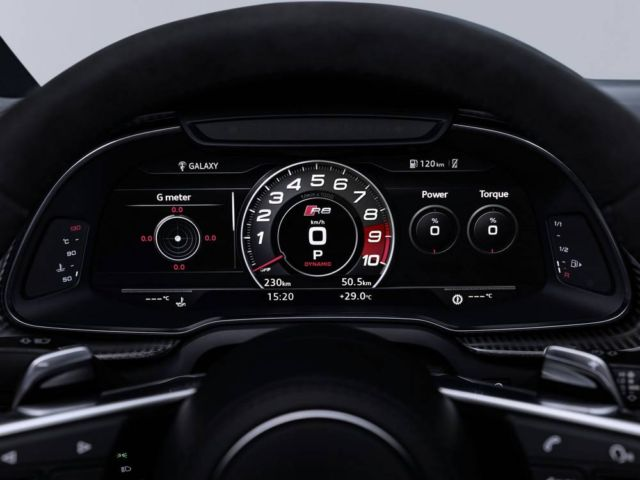 Extensive update for Audi R8 (7)