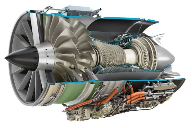First GE Supersonic commercial Jet Engine