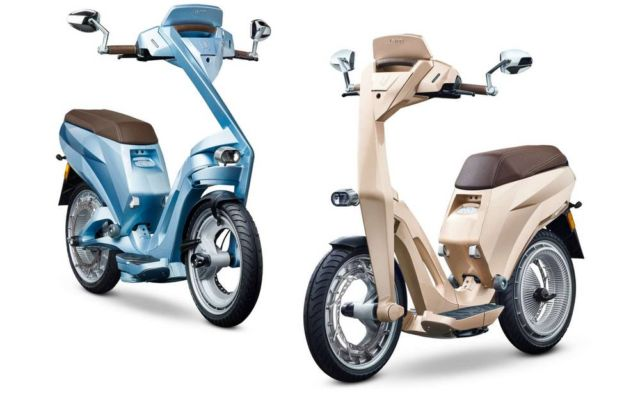 Foldable Ujet Electric Scooter