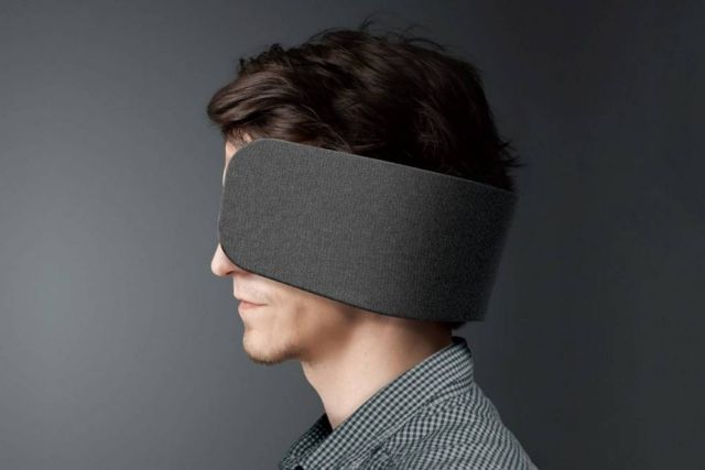 Panasonic Horse Blinders for Humans