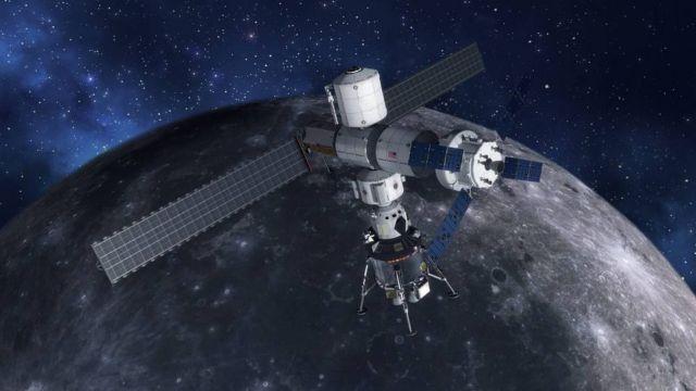 Lockheed Martin unveiled New Human Lunar Lander Concept (3)