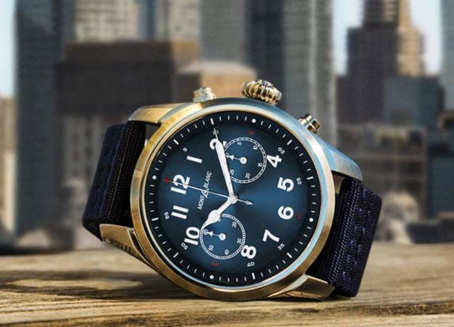 Montblanc Summit 2 Smartwatch (4)