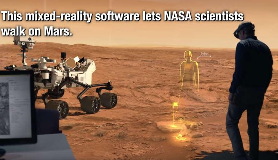 OnSight- Virtual Visit to Mars