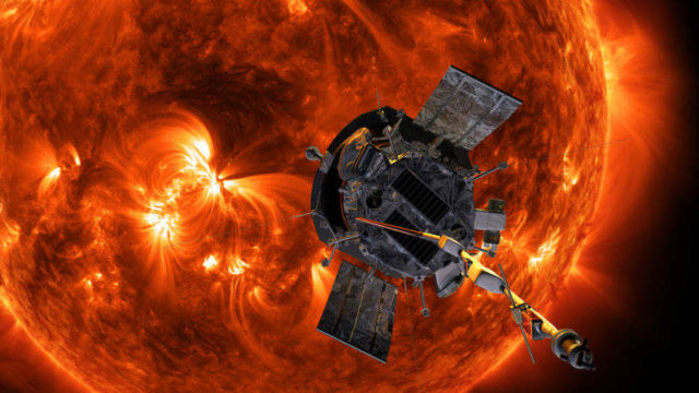 Parker Solar Probe just smashed two all-time records
