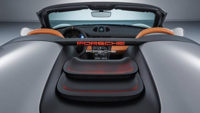 Porsche 911 Speedster in limited production (3)