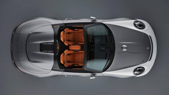 Porsche 911 Speedster in limited production (2)
