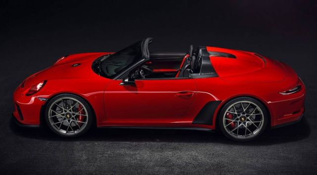 Porsche 911 Speedster in limited production (10)