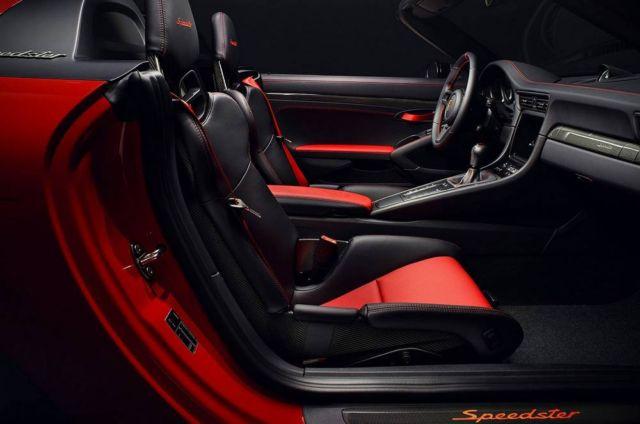 Porsche 911 Speedster in limited production (9)