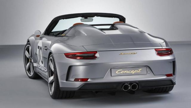 Porsche 911 Speedster in limited production (7)