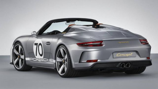 Porsche 911 Speedster in limited production (6)