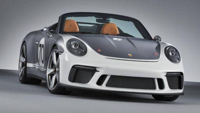 Porsche 911 Speedster in limited production (4)