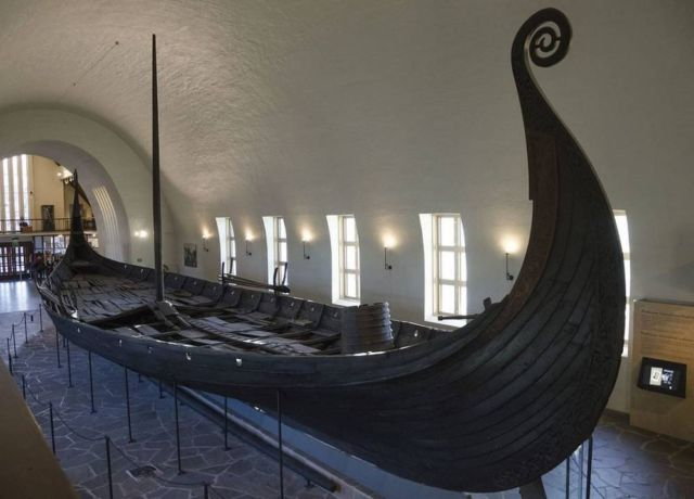 Viking Ship in Norway