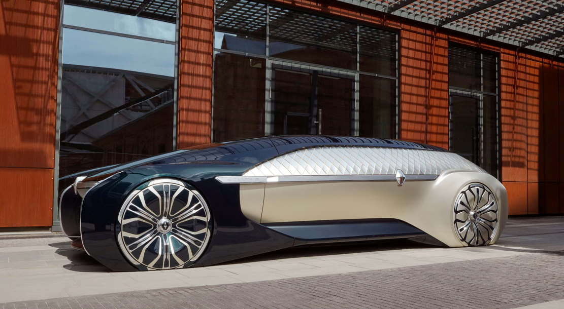 Renault's EZ-Ultimo Self-driving Luxury concept (1)
