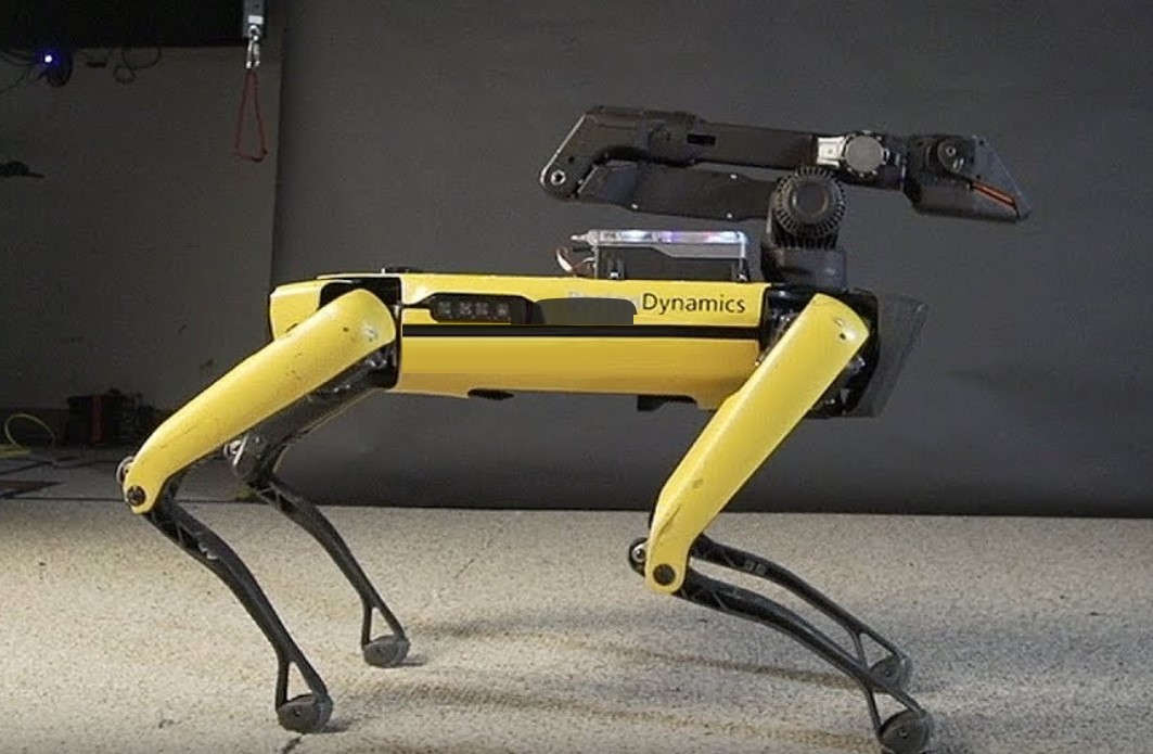 Robots now can Dance
