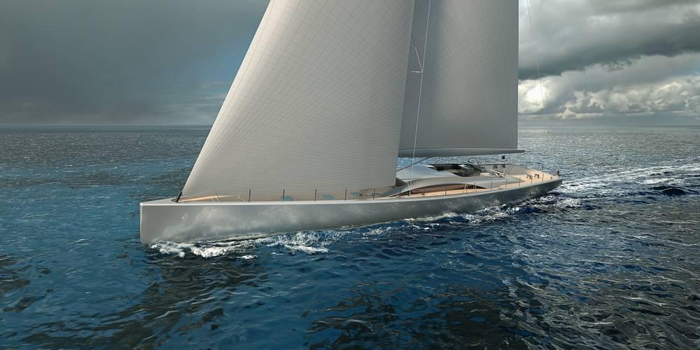 Royal Huisman Pura Sailing Yacht