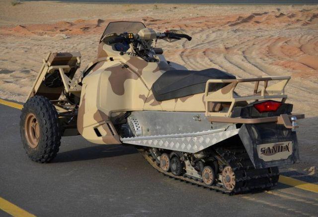 Sand-X Military ATV