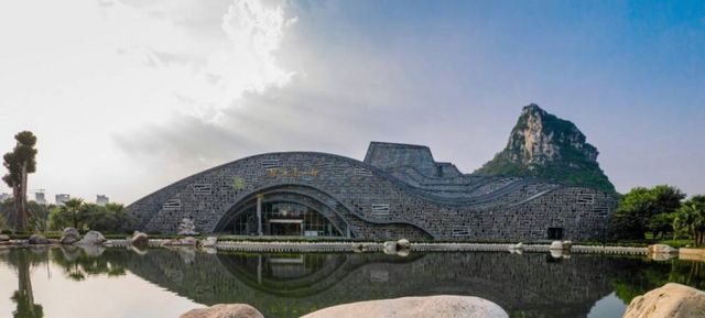 Sculptural Hall in China (3)