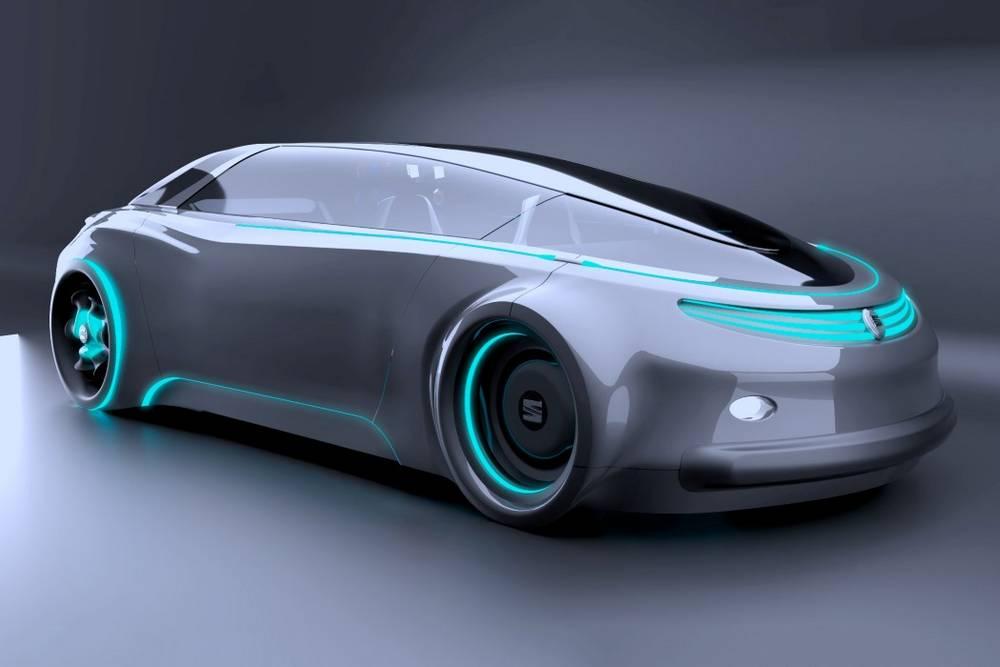 Seat Meet Self-driving car concept