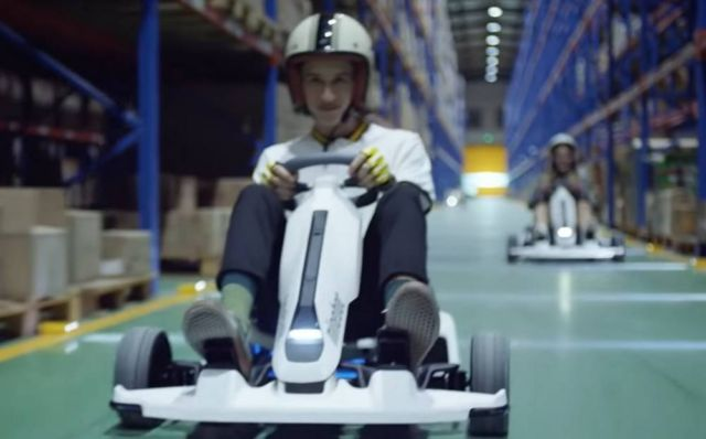 Segway Electric Gokart