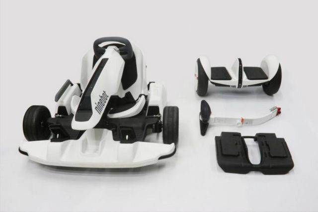 Segway Electric Gokart (4)