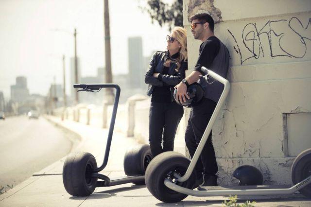 Stator Self-Balancing Electric Scooter (2)