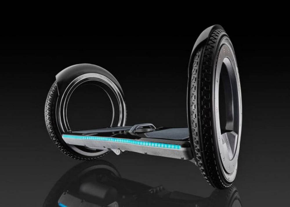 UrmO Foldable Urban electric Scooter (4)