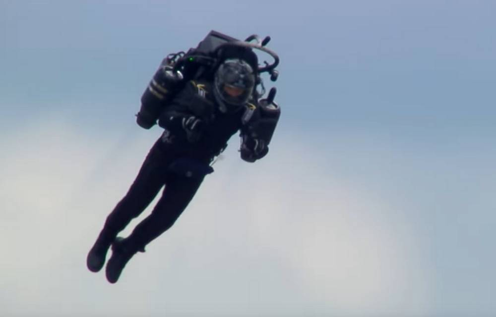 Want to Fly a JetPack?
