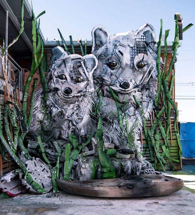 Wild Wild Waste installation (4)