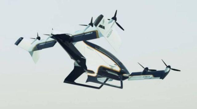 5 Best Personal Aircraft - Passenger Drones