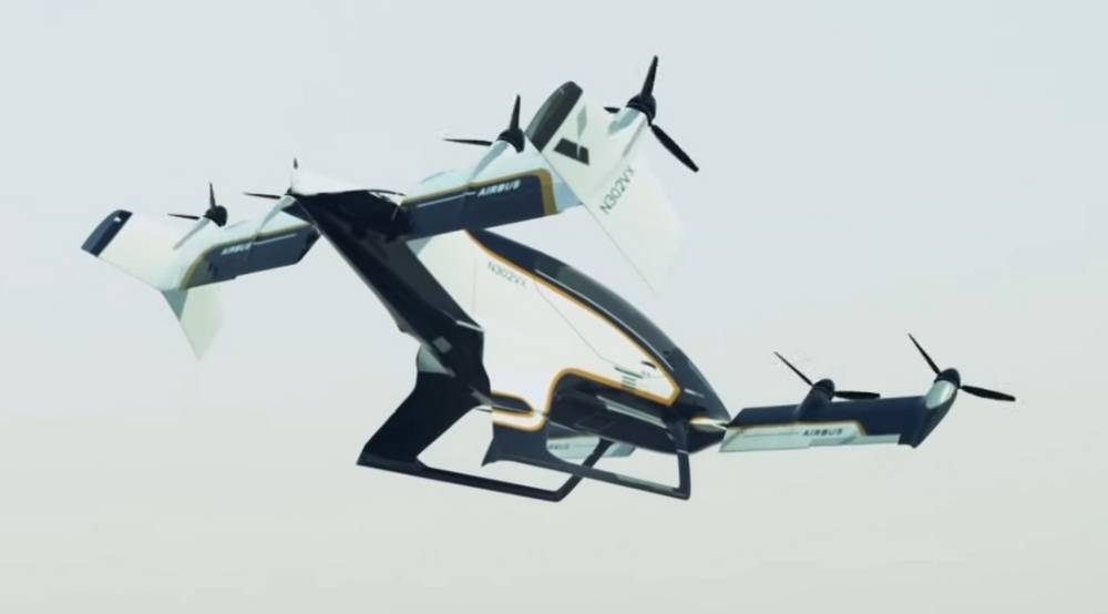 5 Best Personal Aircraft - Passenger Drones (4)