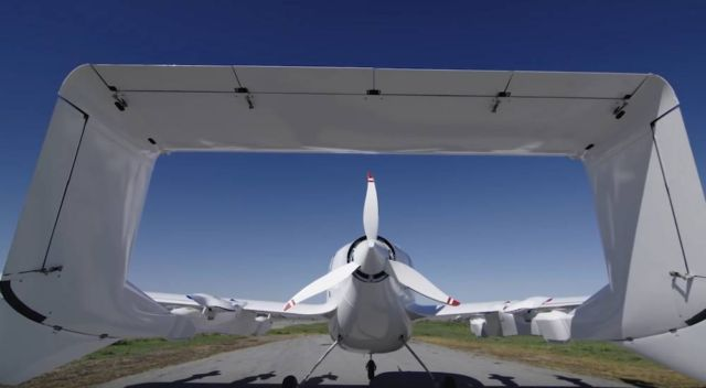 5 Best Personal Aircraft - Passenger Drones (2)